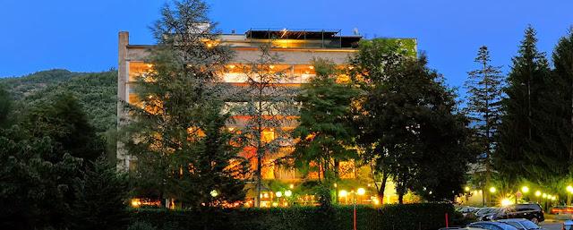 Hotel Santoli, Via Roma, 3, 40046 Porretta Terme BO, Italy