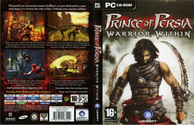 prince of persia warrior within games free  full version