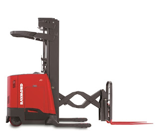 Raymond 7000-series double deep scissor