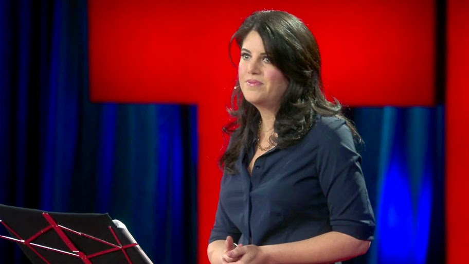 Was Monica Lewinsky's TED Talk a confession?