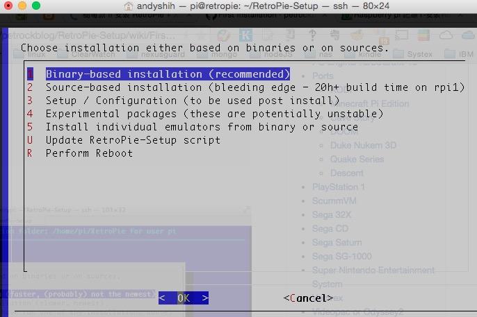 打造Raspberry Pi萬能家用遊戲機(RetroPie) | 安迪兒隨手貼- 點部落