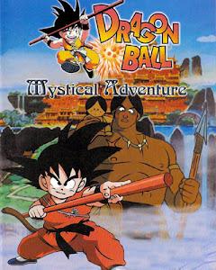 Bảy Viên Ngọc Rồng Đặc Biệt 3 (chuyến Du Ngoạn Thần Bí) - Dragon Ball Special 3 (mystycal Advancture) poster