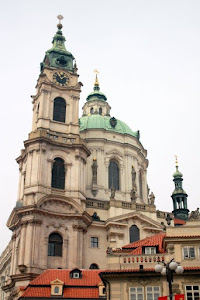 St. Nicholas Church in Prague