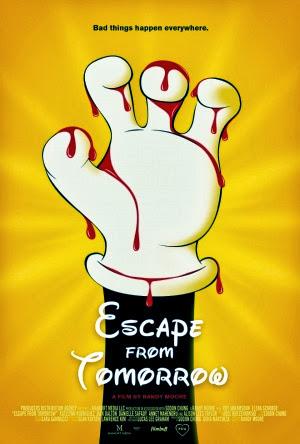 Filme Poster Escape from Tomorrow HDRip XviD & RMVB Legendado