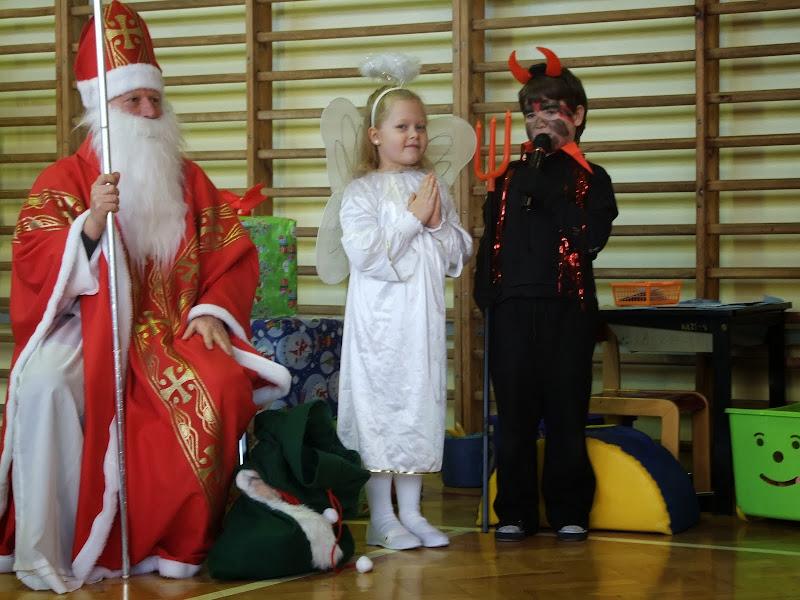 Święty Mikołaj odwiedził Naszą Szkołę