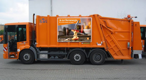 Berlin. Śmieciarka CNG zasilana czystym biometanem