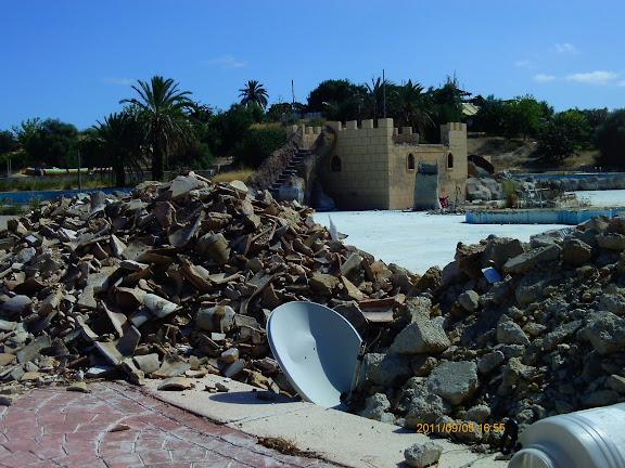 Parque acuático abandonado - Aqualand Magaluf [Fotos]