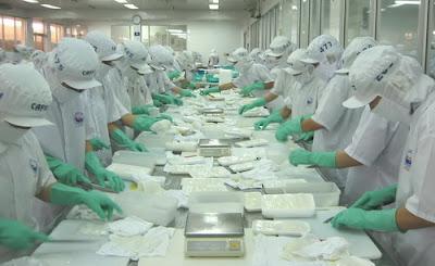Tuyển 110 nữ lao động làm công việc chế biến thủy sản tại Hokkaido Nhật Bản