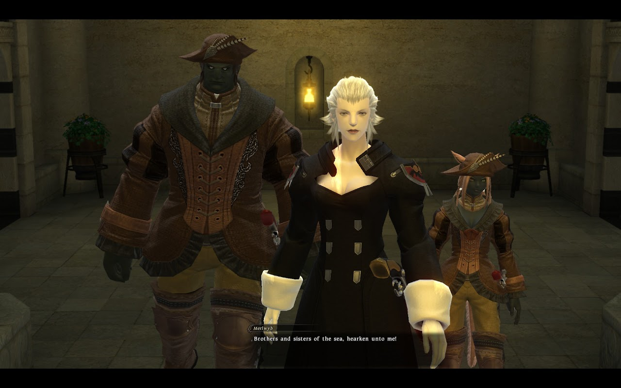 My Final Fantasy XIV Picture Journal [56k warning] - Page 4