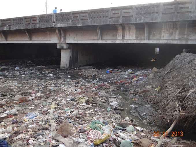 East of Maraimalai Adigalar Bridge, Little Mount, Saidapet