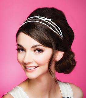 Hairstyles with Headbands - Celebrity Hairstyle Ideas