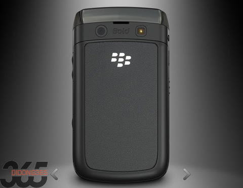Nắp pin BlackBerry 9780