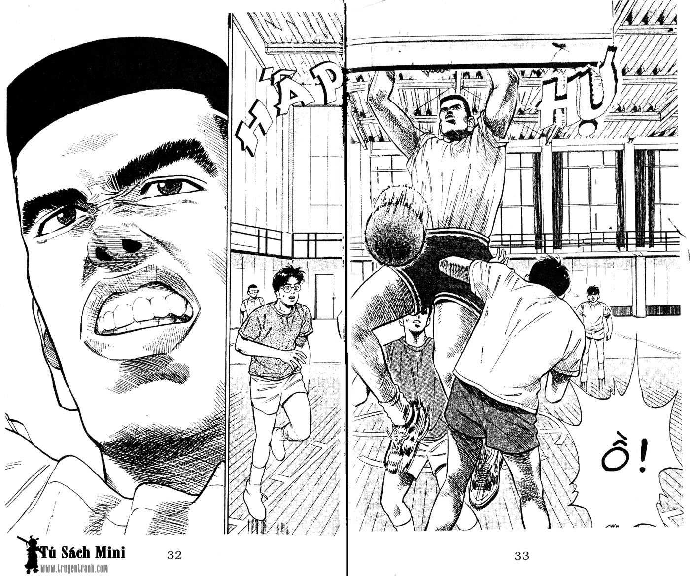 Slam Dunk Chap 4 - Truyen.Chap.VN