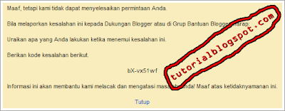 bX-vx51wf,kesalahan,pesan error,notifikasi error,masalah blogger