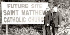 Future Site of St. Matthew Catholic Church in Charlotte, NC