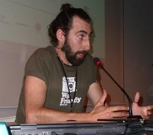 Manu Brabo, fotoperiodista español.