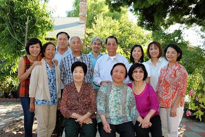 KM San Jose gặp thầy Quảng và cô Sơn 13/06/2013