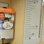 Jeżdżąc metrem możesz dostać voucher na śniadanie.