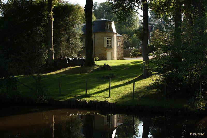 Une si jolie petite rivière. dans Normandie