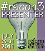 Chiew Pang on RSCON3 2011
