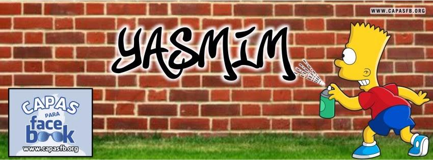 Capas para Facebook Yasmim