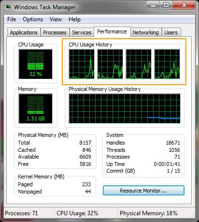การเปิด/ปิดจำนวน Core ของ CPU ที่มีหลาย Core รู้ไว้จะได้ไม่โดนต้ม Cpucore01
