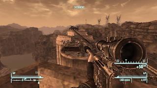 The TF141 Media Blog: Shoot an Arrow - Fallout New Vegas