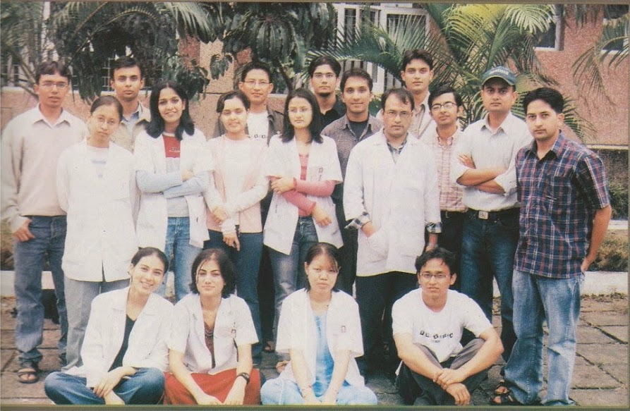 Parikrama 9th Executive Committee