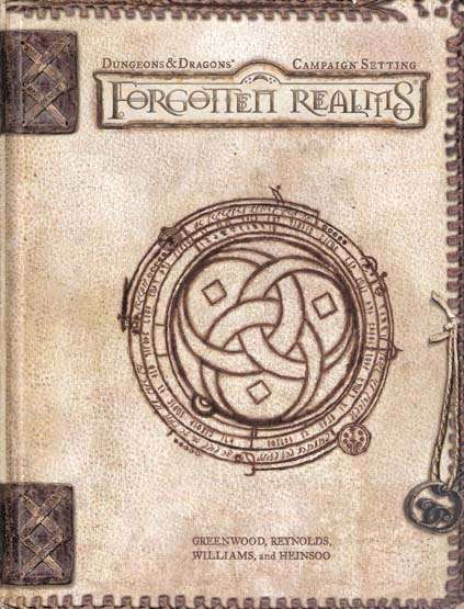 Forgotten Realms Campaign Setting cover