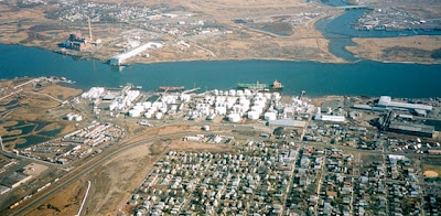 ladang minyak di Amerika Serikat