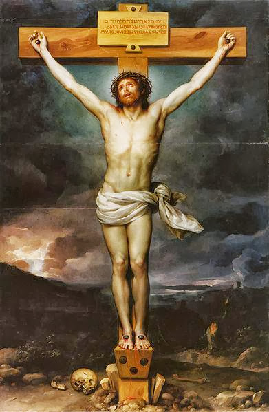 Anton Raphael Mengs - The Crucifixion