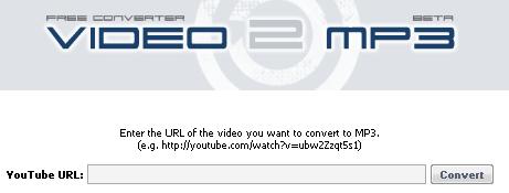 Video 2 MP3