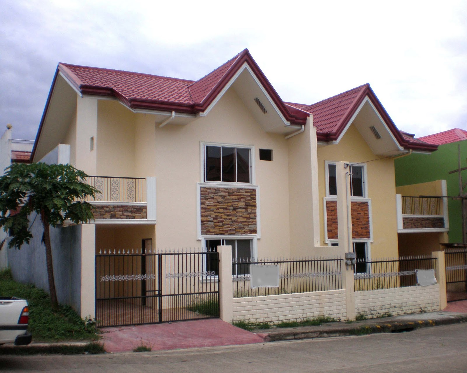 Cheap house and lot in cebu ready for occupancy 4 bedroom for Cheap 4 bedroom houses