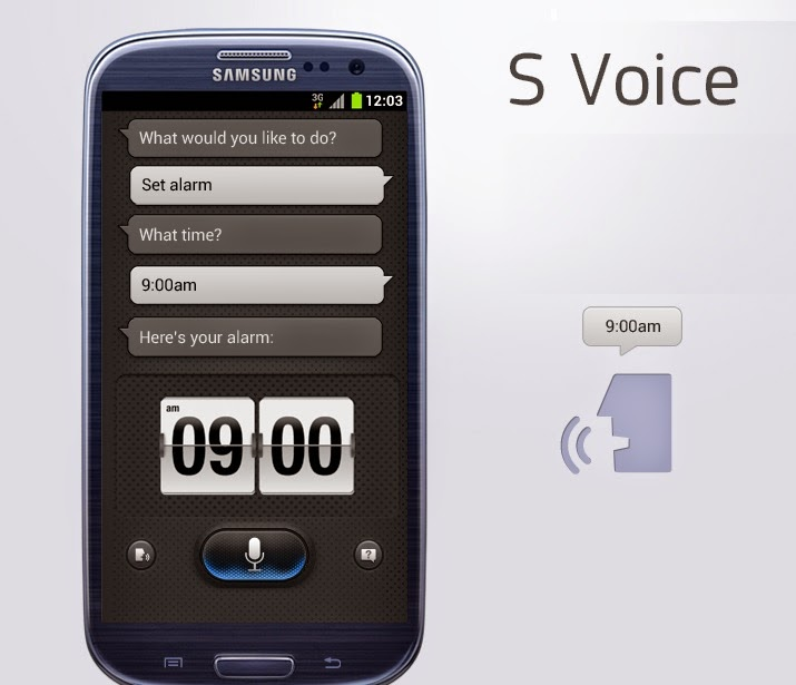 S-Voice