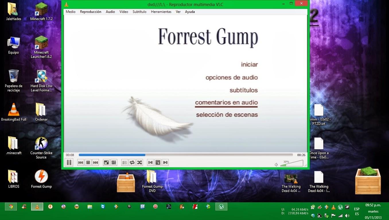 Forrest Gump multi subs