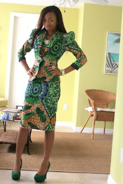 Fashion Ankara Magazine Naija Girls Killing It With Ankara Styles