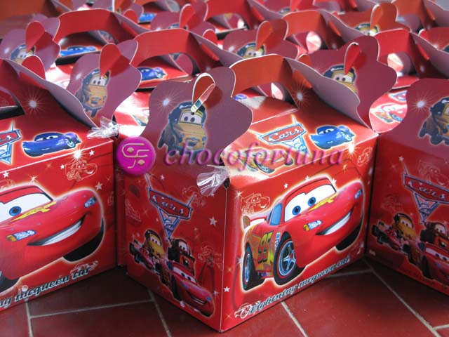 Goodie Bag Coklat