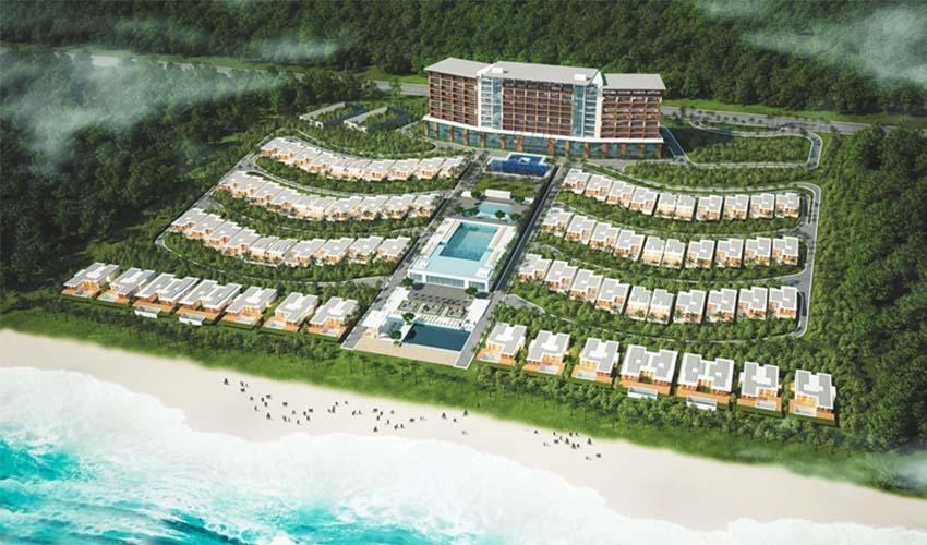 Condotel Pan Pacific Đà Nẵng Resort