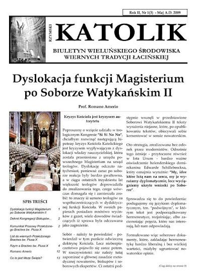 Rzymski Katolik nr 3