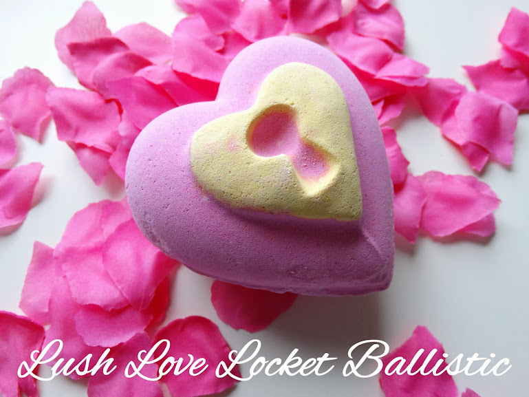 Lush Love Locket Ballistic
