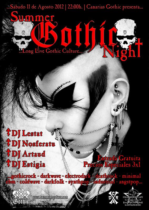 Summer Gothic Night @ Charleston Café Fiesta%2520summer%2520gothic%2520night%25202012