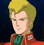 Jerid Messa Mobile Suit Zeta Gundam UC 0087