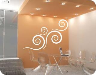 Elementos de diseño para decoración de casas