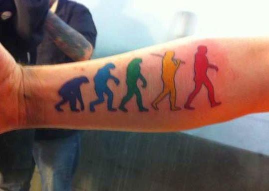 Evolution Tattoos