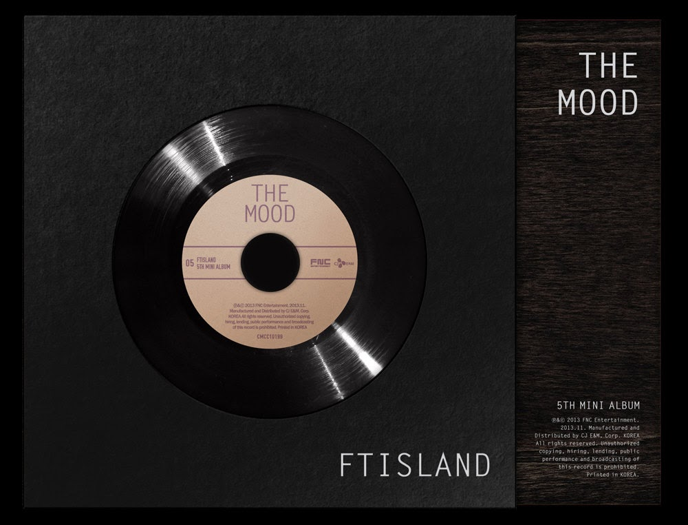 Image result for the mood ftisland