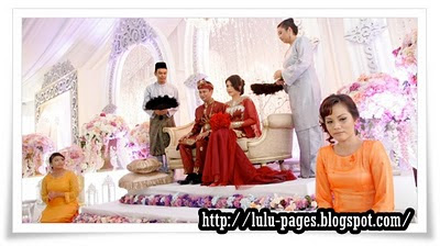 gambar majlis perkahwinan elyana