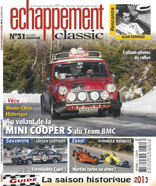 Auto BMC en converture d'Echappement Classic !