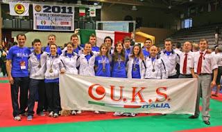17 - 26/29 maggio 2011 - Mondiali Lignano WUKF