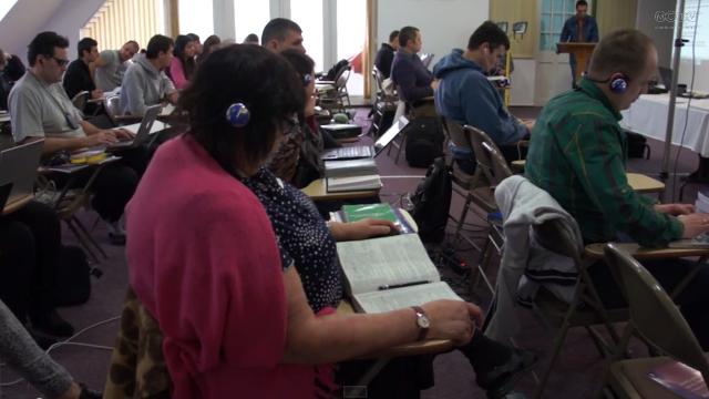 """Sesiunile """"Planificarea timpului"""" și """"Evanghelizare și Ucenicie"""" la Surduc"""