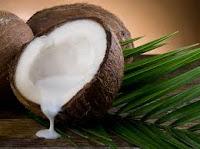 γάλα καρύδας,ασπροτρίχηδες,γενετική μετάλλαξη.coconut milk, white hair, genetic mutation